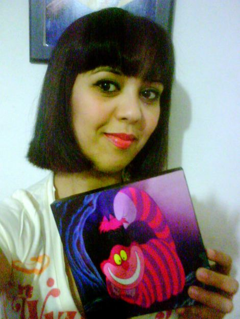 *Meu Porta Objetos Cheshire Cat By Madame Cheesecake""