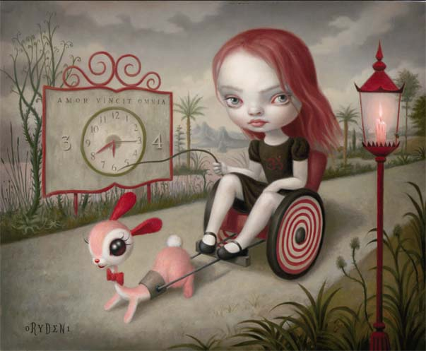 mark ryden tattoo