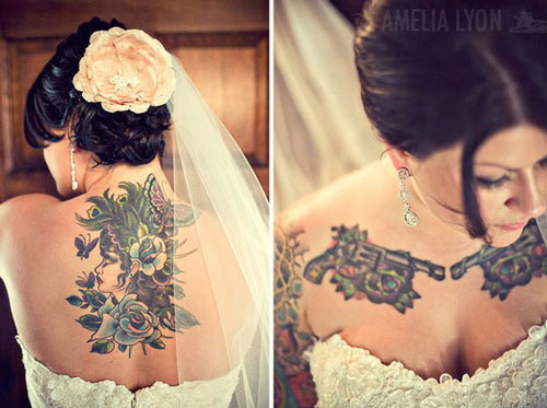 27 Awesome Simple Wedding Dresses For Cute Brides: *Misslittlecherry's Blog