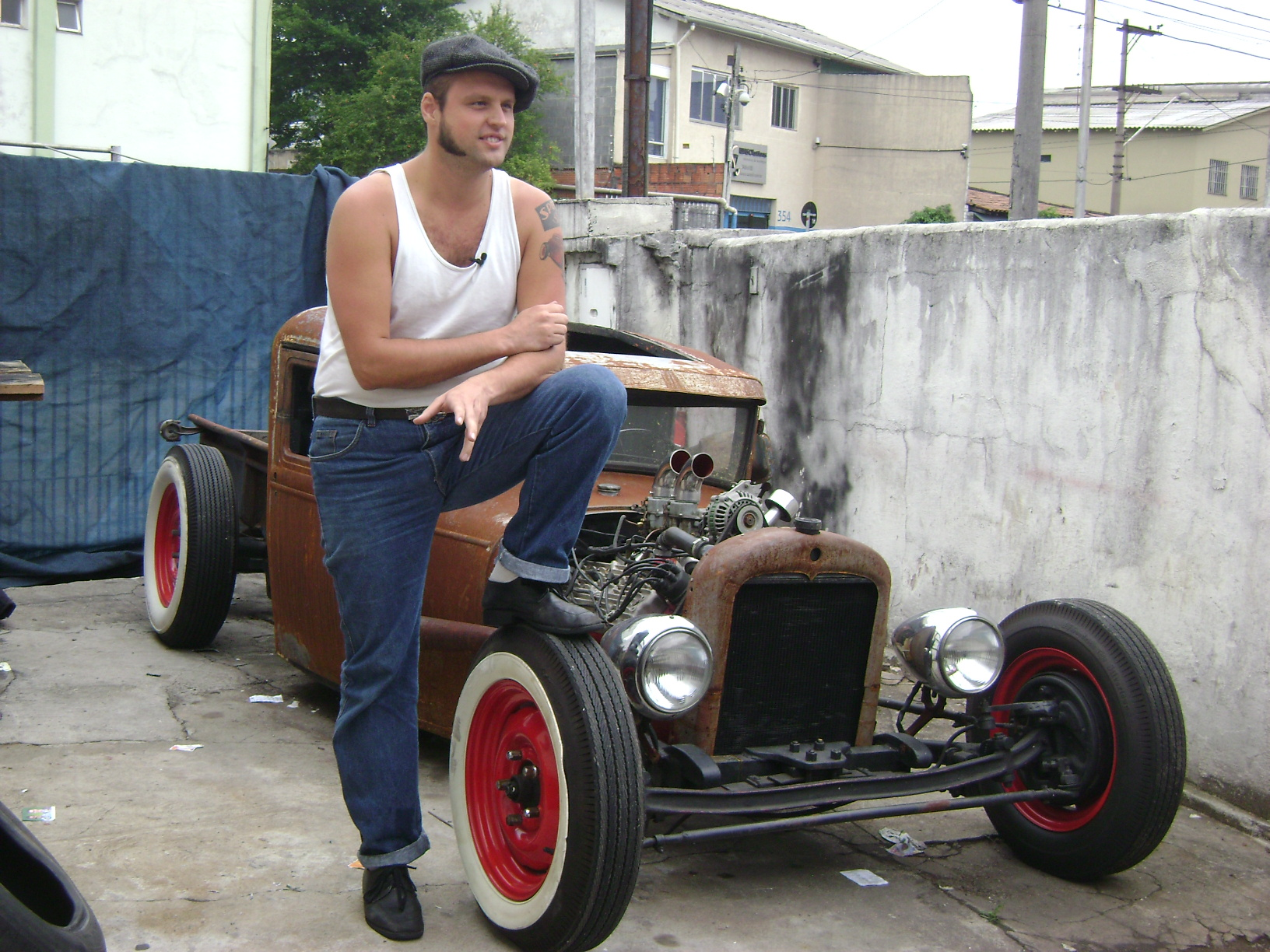 Hot Rod Brasil ¡V 1o Hot Style